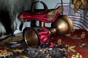 Ποιο ανίερο χέρι πυρπολεί εκκλησίες στο Χαλκειός της Χίου;