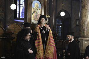 Μήνυμα Βαρθολομαίου προς Άγιο Όρος : «Δεν νοείται μεταξύ Αγίου Όρους και Κωνσταντινουπόλεως καμία διαφοροποίησις»