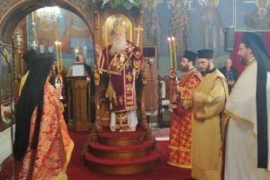 Χριστούγεννα στην Ιερά Μητρόπολη Περιστερίου