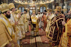 Λαμπρός ο εορτασμός των ονομαστηρίων του Σεβ. Μητροπολίτη Φιλίππων, Νεαπόλεως και Θάσου Στεφάνου