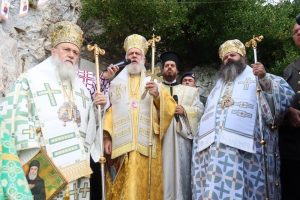 Η εορτή του θαυματουργού Οσίου Παταπίου στο Λουτράκι
