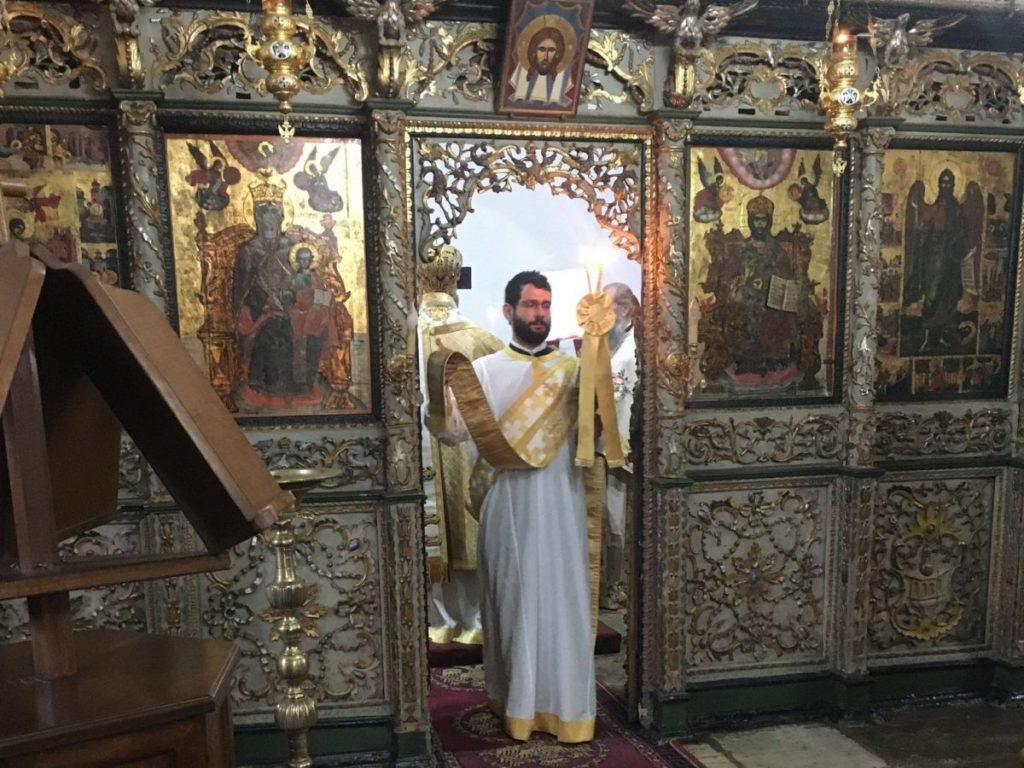 Ο Πατήρ Νικηφόρος, νέος Ιερέας στην Ίμβρο