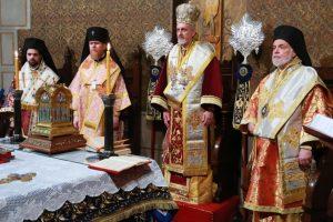 Ο Μητροπολίτης Γαλλίας για το ουκρανικό