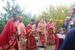 ΣΥΡΟΣ: Στον Αγιο Σπυρίδωνα ο Μητροπολίτης Δωρόθεος
