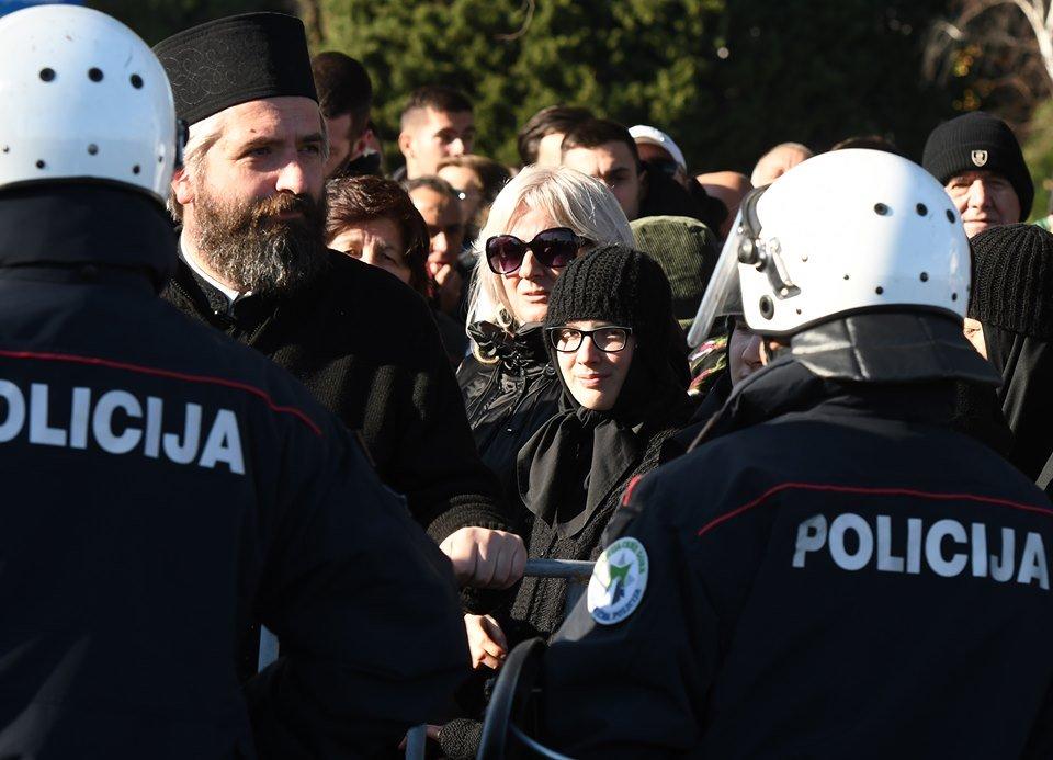 ΜΑΥΡΟΒΟΥΝΙΟ: Παρέμβαση του κράτους στα εσωτερικά της Εκκλησίας καταγγέλλει το Πατριαρχείο Σερβίας
