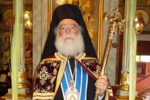 Στο Κάιρο τα Χριστούγεννα ο Πατριάρχης Αλεξανδρείας Θεόδωρος