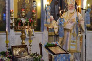 Πάνδημος ο εορτασμός της Αγίας Άννης στον Ταύρο