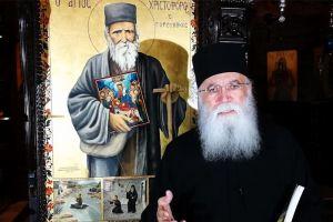 Άγιος Χριστόφορος ο Παπουλάκος -Γέροντας Νεκτάριος Μουλατσιώτης: Ένας αδικημένος Άγιος
