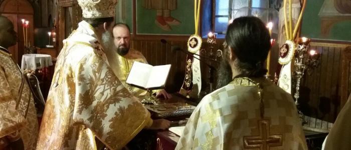 Ο Σεβ. Φθιώτιδος στην παλαιά Eνορία του στην Θεσσαλονίκη