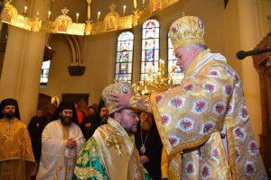 Χειροτονία του Επισκόπου Απολλωνιάδος κ. Ιωακείμ,Νέου Βοηθού Επισκόπου της Ιεράς Μητροπόλεως Βελγίου