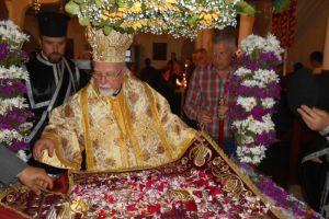 Προσωπικό ενδιαφέρον του Οικουμενικού Πατριάρχη για τον ασθενήσαντα Μητροπολίτη Ίμβρου και Τενέδου Κύριλλο