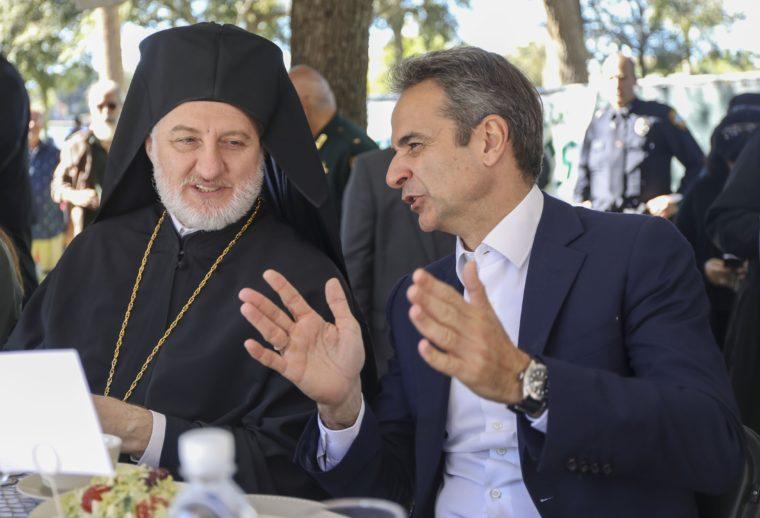 Η Ελλάδα θα δίνει χορηγία δύο εκατομμύρια ευρώ το χρόνο στη Θεολογική Σχολή Τιμίου Σταυρού