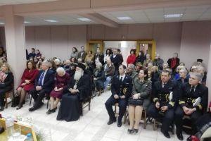 Η Μητρόπολη Δημητριάδος τίμησε την μνήμη των Τριών Ιεραρχών – Τιμήθηκε η παλαίμαχος Εκπαιδευτικός Πολυξένη Βέτσικα