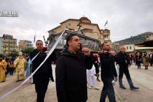 Δισαρχιερατική θεία Λειτουργία στον Καθεδρικό ναό Αγίου Πέτρου στο Άργος