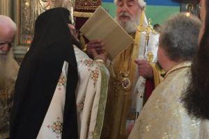 Ο Μητροπολίτης Φωκίδος στον Άγιο Αθανάσιο Γραβιάς και Αμφίσσης