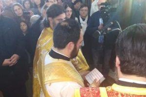 Δύο νέοι ιερείς, στον στίβο της διακονίας στη Μητρόπολη Μυτιλήνης