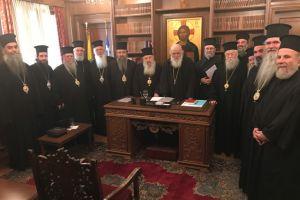 """Αρχιεπίσκοπος Ιερώνυμος: """"Δεν θα μεταβώ στη συνάντηση των Ορθοδόξων Προκαθημένων"""""""