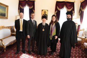 Αντιπροσωπεία του Μουσείου της Βίβλου στο Οικουμενικό Πατριαρχείο