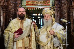 Ζάκυνθος: Χειροτονήθηκε σε Πρεσβύτερο ο π. Ανδρόνικος Αγαλιανός (Βίντεο)