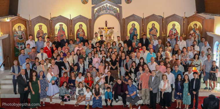 Επίσκεψη του Αρχιεπισκόπου Ελπιδοφόρου στη Χαβάη και Καλιφόρνια