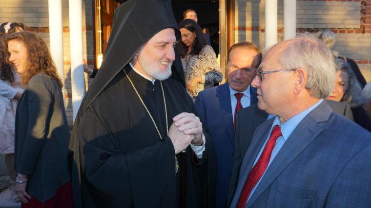 Ο Αρχιεπίσκοπος Ελπιδοφόρος τελετάρχης στην παρέλαση Βοστώνης