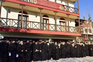 Η Ε ´ Ιερατική Σύναξη στην Ι. Μητρόπολη Λαγκαδά