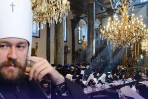 Ιλαρίων: Πανορθόδοξη στο Αμμάν ακόμη και χωρίς όλους τους Προκαθημένους