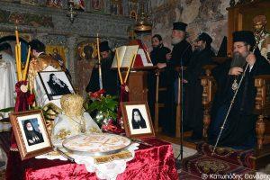 Μνημόσυνο των αοιδίμων Αρχιερέων Λευκάδος και Ιθάκης κυρών Νικηφόρου και Δωροθέου