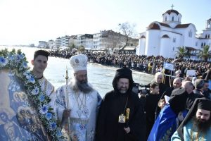 Ο Αρχιεπίσκοπος Τελμησού κ. Ιώβ στην Μητρόπολη Κίτρους