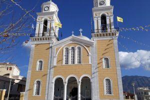 Την Πολιούχο της Παναγία Υπαπαντή θα εορτάσει η Καλαμάτα