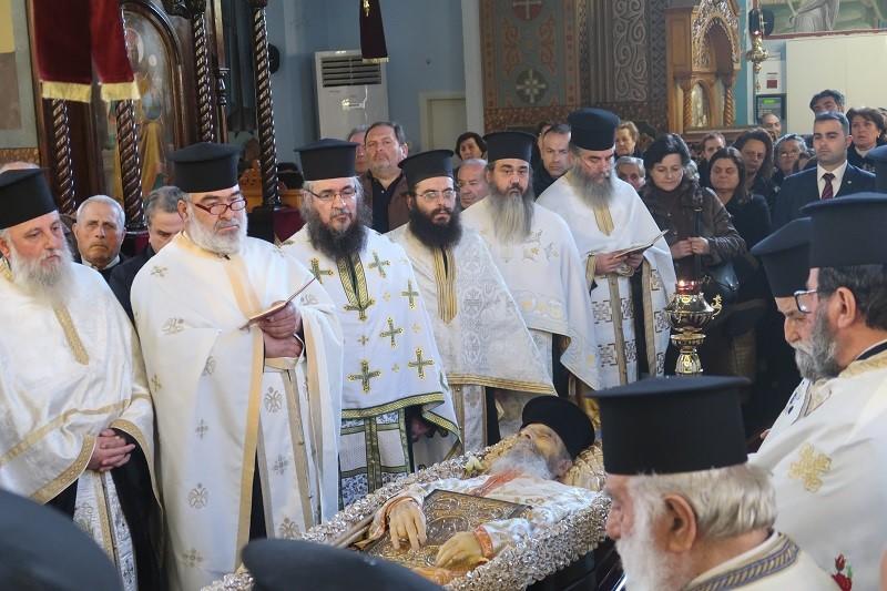 Σεβ. Φθιώτιδος Συμεών: «Οι Ορθόδοξοι Ιερείς διατηρούν μια αρχέγονη λεβεντιά»