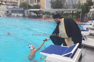 Ο Αγιασμός των υδάτων στο Ιλίσιο κολυμβητήριο και στον Άγιο Γεώργιο Ζωγράφου
