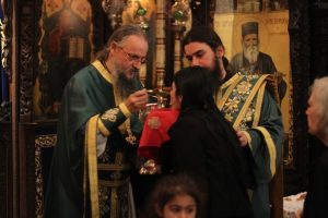 Η μνήμη του Οσίου Χριστοφόρου του Παπουλάκου στο ΤρίκορφοΦωκίδος.