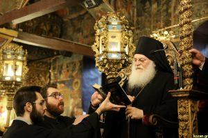 Εικόνα της Παναγίας Βηματάρισσας κόμισε o Γέροντας Εφραίμ στην Κοζάνη