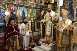 Η Ιστιαία πανηγύρισε τον Πολιούχο της Άγιο Αθανάσιο