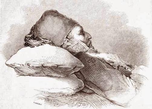 You are currently viewing Ο θάνατος του Θεόδωρου Κολοκοτρώνη, αρχιστρατήγου της Ελληνικής Επανάστασης του 1821(4 Φεβρουαρίου 1843)