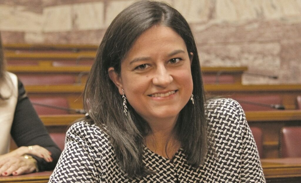 Η υπουργός Παιδείας κ.Κεραμέως πραγματοποιεί εθιμοτυπική επίσκεψη στο Φανάρι