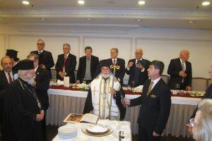 Η κοπή βασιλόπιτας των Αρχόντων του Οικουμενικού Πατριαρχείου στην Αθήνα