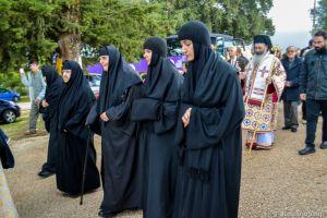 Νέα Ηγουμένη στο Μοναστήρι του Αγ Ανδρέα Μηλαπιδιάς στην Κεφαλληνία