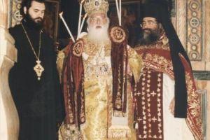 Εικοσιένα έτη Αρχιερωσύνης , για τον Σεβ. Μητροπολίτη Φλαδελφείας Βενέδικτο- στο Αμμάν της Ιορδανίας