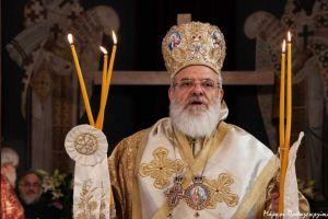 Ο Σεβ. Βρεσθένης Θεόκλητος εόρτασε τα ονομαστήριά του σεμνά και ταπεινά