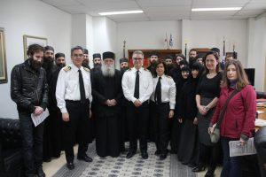 Εθελοντική αιμοδοσία της Ιεράς Μητροπόλεως Φωκίδος στο Ναυτικό Νοσοκομείο Αθηνών