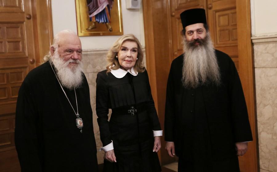 Ο Αρχιεπίσκοπος θα βρίσκεται δίπλα στην δράση Σαλαμίνα – Θερμοπύλες