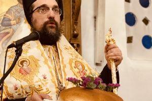 """Δορυλαίου Δαμασκηνός: """" Ο Άγιος Ιερομάρτυρας Πολύκαρπος μας καλεί για μία καθολική ομολογία πίστεως"""""""