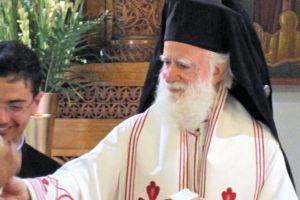 Τιμήθηκε μία σημαντική μορφή της Ορθοδόξου Εκκλησίας: ο Κρήτης Ειρηναίος