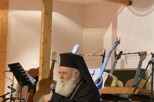 """Αρχιεπίσκοπος Ιερώνυμος: """"Να προσφέρουμε στα παιδιά περισσότερες ευκαιρίες και δυνατότητες"""""""