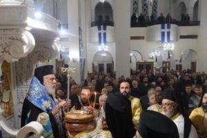 Ο εορτασμός του Αγίου Φωτίου του Μεγάλου στη Θεσσαλονίκη με τον Σεβ. Σύρου Δωρόθεο