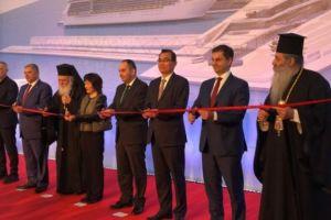 Αρχιεπίσκοπος Αθηνών και Μητροπολίτης Πειραιώς «ευλόγησαν» εκδήλωση στον ΟΛΠ για την κρουαζιέρα