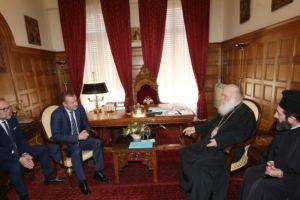 Σύμφωνο συνεργασίας της Εκκλησίας της Ελλάδος για τα ασυνόδευτα ανήλικα