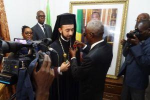 Η Δημοκρατία του Κονγκό τίμησε έναν δραστήριο Ορθόδοξο Ιεράρχη του Πατριαρχείου Αλεξανδρείας